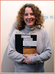 Fran Hollinrake at recent book launch.